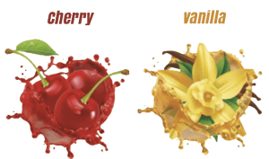 MEDO Cherry and Vanilla Fragrances