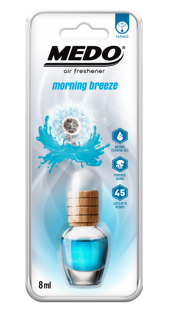 MEDO Glass Jar Morning Breeze Scent